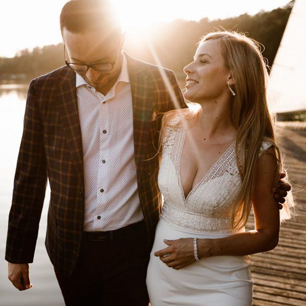 Sylwia i Mariusz, sesja poślubna