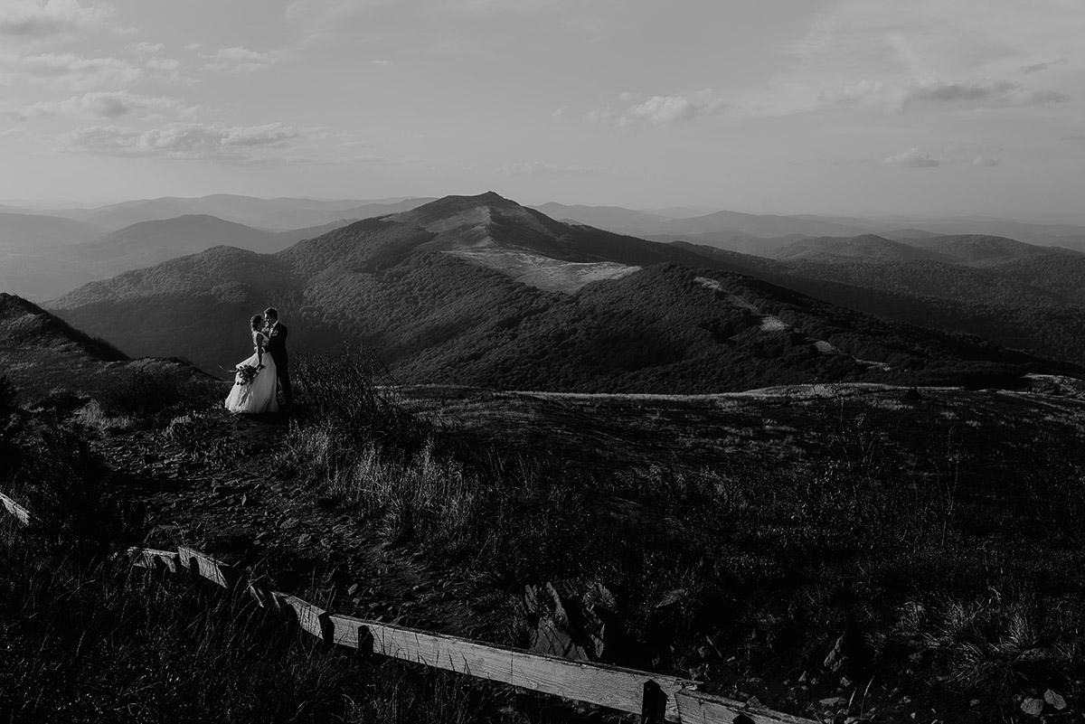 Sesja plenerowa Bieszczady, plener slubny w gorach szymon skowronski fotografia slubna 12